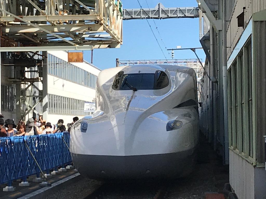 "【N700Supreme】東海道新幹線次期新型車両の""気になる点""を徹底分析"