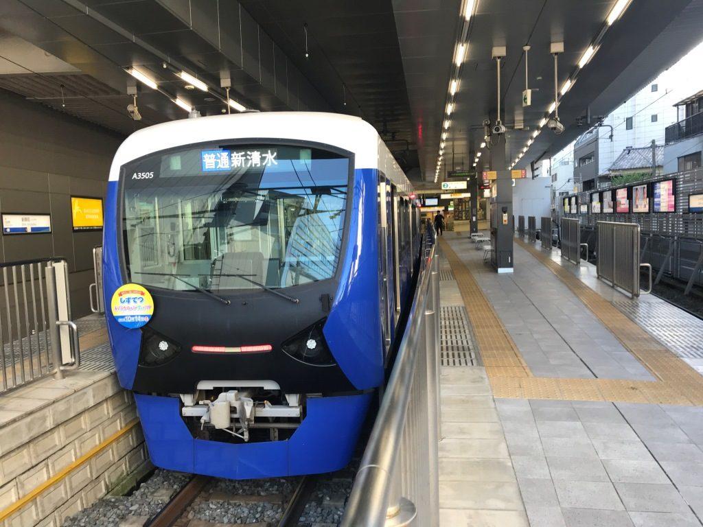 【静鉄が止まると静岡が終わる】静岡鉄道は台風接近してもギリギリまで運転を続けるのか?
